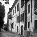 Facciata della sede di via Borromeo